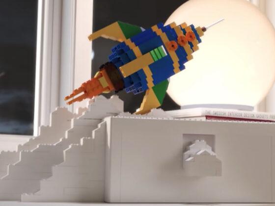 IKEA x LEGO - Bygglek