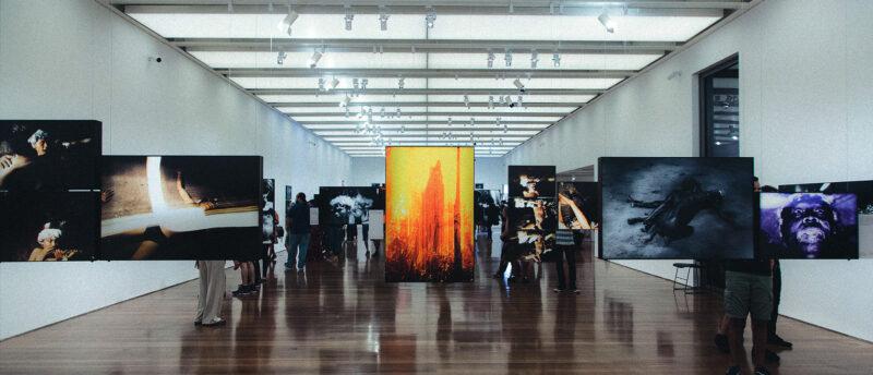 Musee Art Contemporain - Banniere