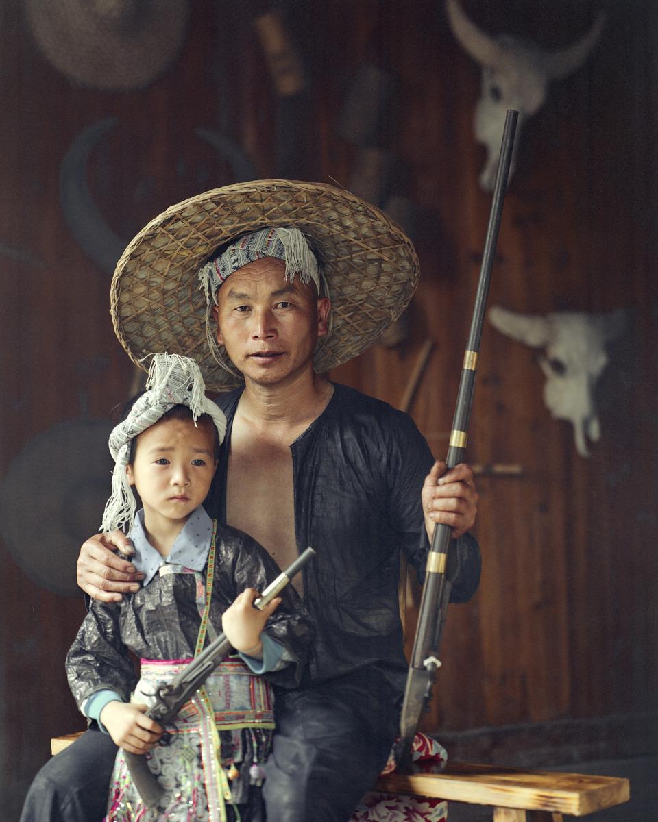 Jimmy Nelson - Qiandongnan, Guizhou, China, 2016